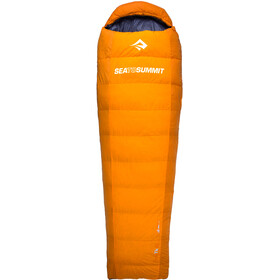 Sea to Summit Trek TKIII Sleeping Bag Long orange